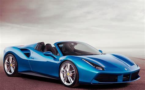 blue ferrari cars wallpapers hd   teyangancom