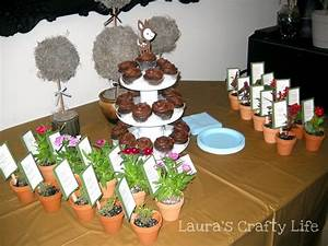 Enchanted Forest Baby Shower - Laura's Crafty Life