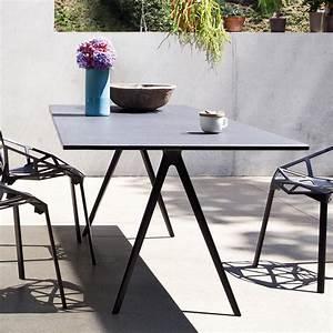 Baguette modern design table by Magis - ARREDACLICK