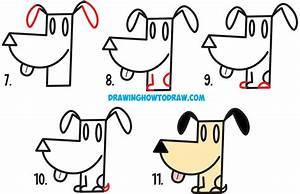 cartoon dog pictures to draw | cartoon.ankaperla.com