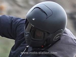 Casque De Moto : casque moto shark raw motostation ~ Medecine-chirurgie-esthetiques.com Avis de Voitures