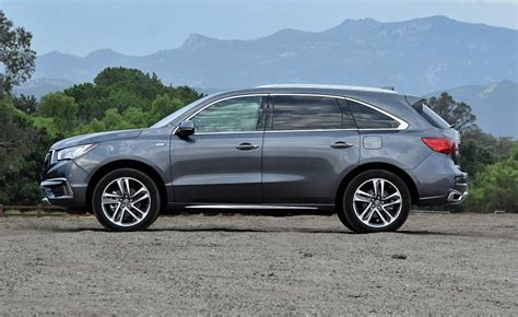spousal report  acura mdx sport hybrid review