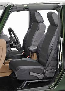 Coverking Front Ballistic Nylon Seat Covers For 13