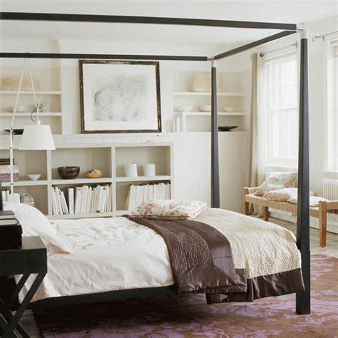 Bedroom With Storage  Guest Bedroom Ideas Housetohomecouk