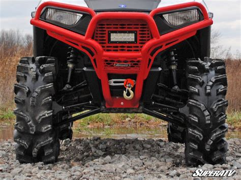atv 6 quot led light bar for utvs