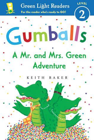 gumballs     green adventure  keith baker