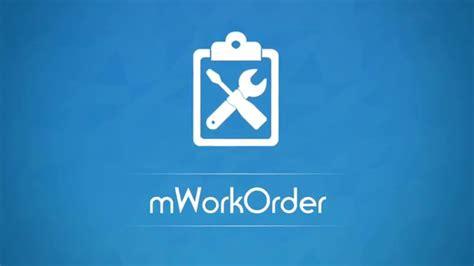 sap mobile plant maintenance work order solution