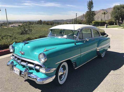 1954 Chevrolet Bel Air For Sale  Classiccarscom Cc965414