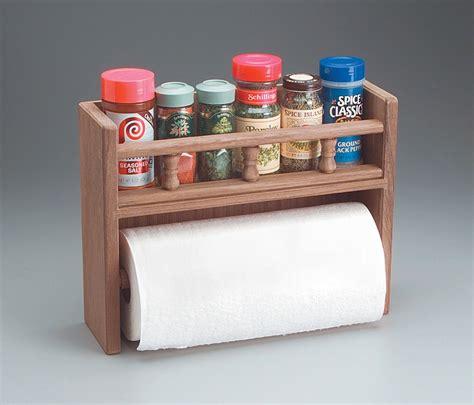 Spice Rack Paper Towel Holder by Whitecap 62446 Teak Spice Rack With Paper Towel Holder