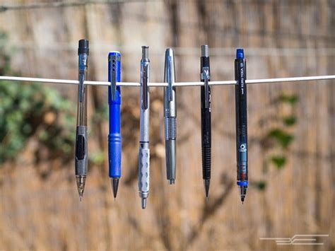 The Best Mechanical Pencils: Reviews by Wirecutter   A New