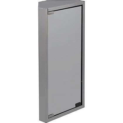 Stainless Steel Corner Bathroom Cabinet by Mirrored Bathroom Corner Cabinet Stainless Steel