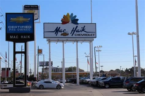 Mac Haik Chevrolet : HOUSTON, TX 77079 1739 Car Dealership