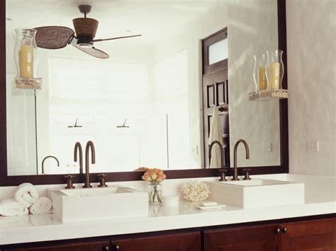 Bathrooms With Bronze Fixtures rubbed bronze bathroom fixtures hgtv