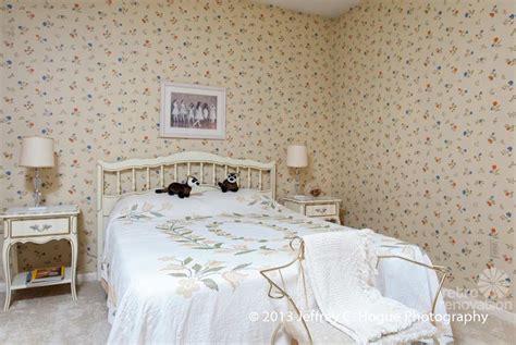 retro bedroom wallpaper forever plaid a 1978 pennsylvania time capsule house retro renovation