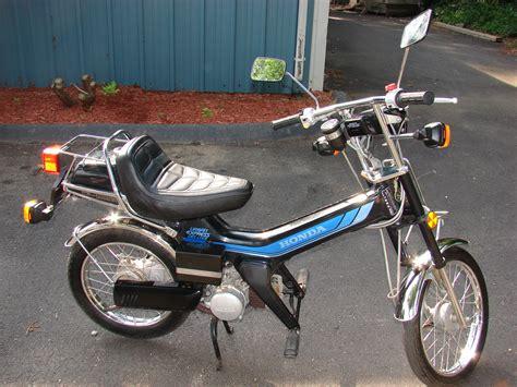 Honda Moped by Honda Express Tomahawk Mopeds