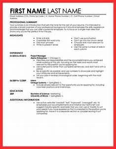 resume draft sample good resume format With draft resume format