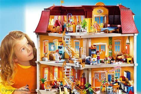 playmobil huis verdieping playmobil groot woonhuis poppenhuis be