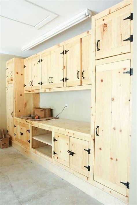 clever ideas  organize  garage diy garage