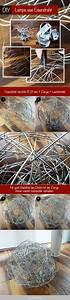 Lampen Selber Bauen Anleitung : lampe selber bauen aus metalldraht papier oder holz ~ A.2002-acura-tl-radio.info Haus und Dekorationen