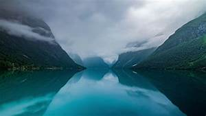Timelapse, Beautiful, Nature, Norway, Natural, Landscape
