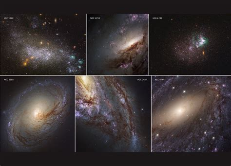 Ultraviolet Light Survey Nearby Galaxies Released