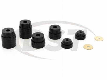 Bushings Mount Radiator Suspension Ford Support Mounts