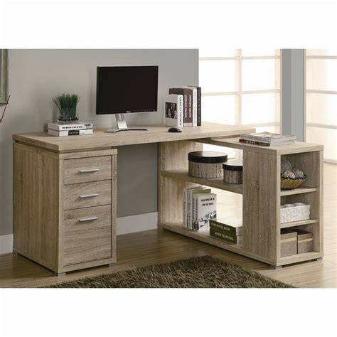 monarch specialties l shaped desk shop monarch specialties contemporary l shaped desk at