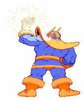 Thanos Marvel Vs Capcom