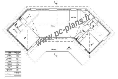 plan maison 90m2 3 chambres cuisine pc plans catalogue nos plans de maison plan