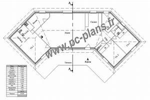plan de maison en v gratuit 11 u free affordable moderne With plan de maison gratuit pdf