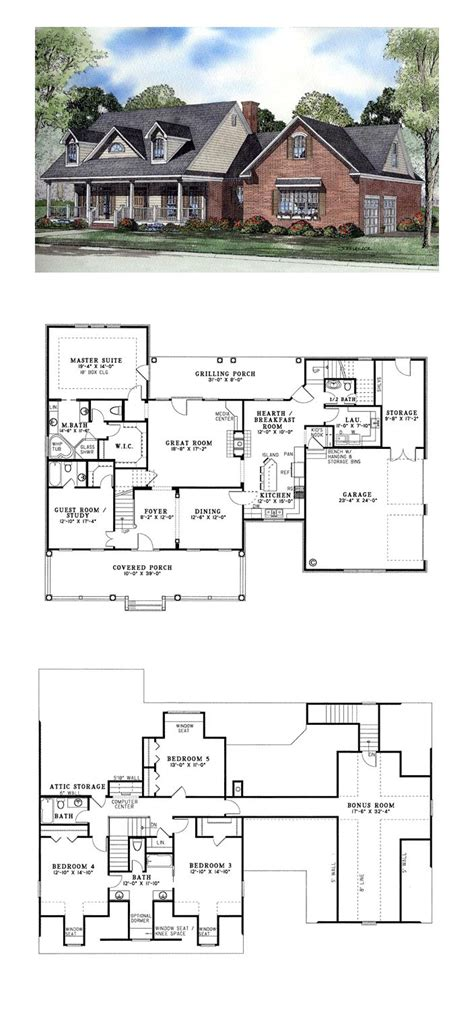 house designer plans 4 bedroom cape cod house plans house plans luxamcc