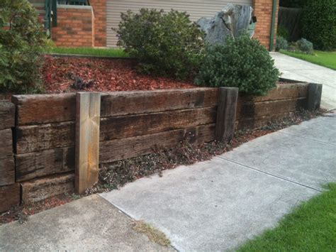 timber retaining wall design top 28 small timber retaining wall remarkable retaining wall ideas improve the beauty of
