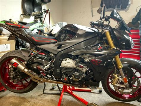 Modification Bmw S1000r by Finally The Finished S1000r Page 1 Mods And Appearance