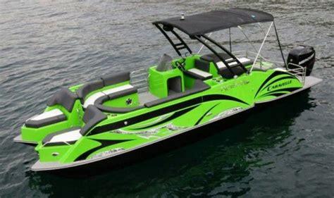 Razor Boats by Razor Pontoon 49000 Pontoons Tritoons