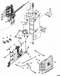 Mercury Marine 115 Hp Dfi  3 Cylinder   1 5l  Electrical