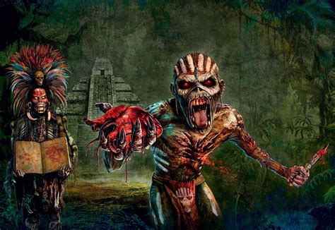 Two Iron Maiden S Extracted From the Digital ITunes ...