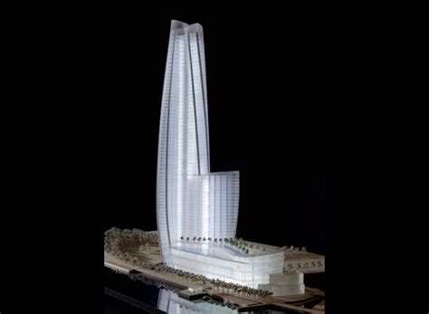 wilkinson eyre architects crown hotel tower proposal
