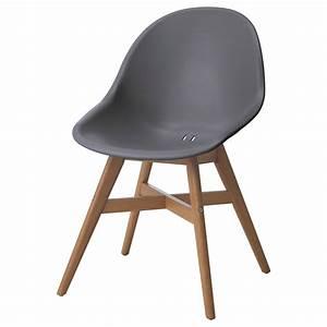 Ikea Stuhl Durchsichtig : fanbyn stuhl grau ikea ~ A.2002-acura-tl-radio.info Haus und Dekorationen