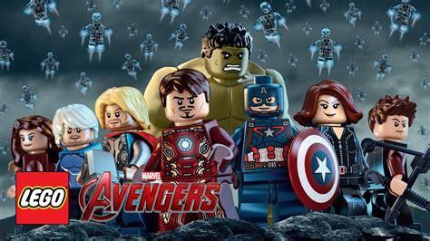 LEGO Marvel Avengers Walkthrough and Guide
