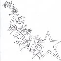 Star Tattoo Outline Drawings