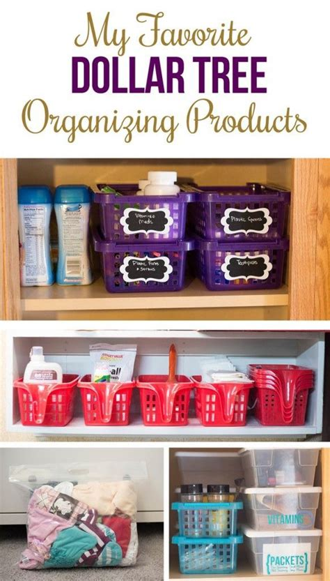 My Favorite Dollar Tree Organizing Products  The Closet