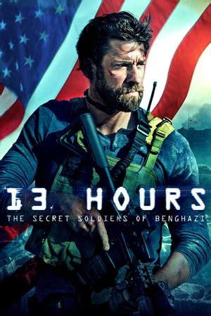 hours  secret soldiers  benghazi