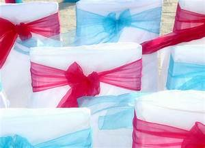 Florida Beach Weddings in Hot Pink and Cool BlueSuncoast ...