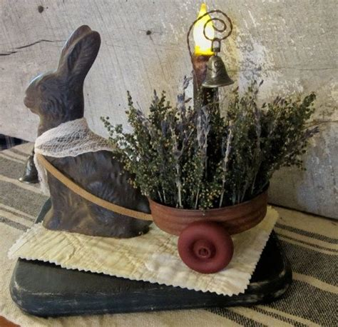 pinterest spring decorating ideas primitive beeswax