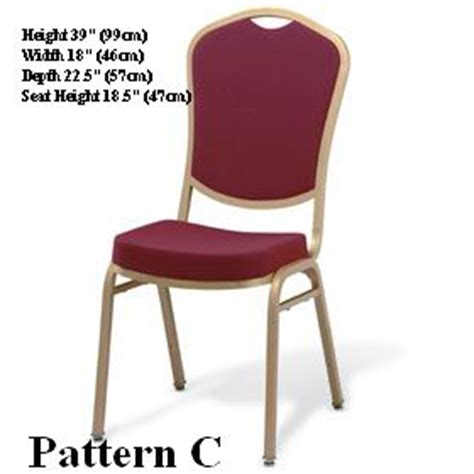 banquet chair covers pattern c chair cover chair covers