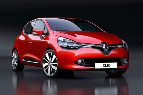 All New 2013 Renault Clio Hatchback Pictures And Details