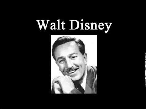 walt disney ejemplo de superaci 243 n musica movil