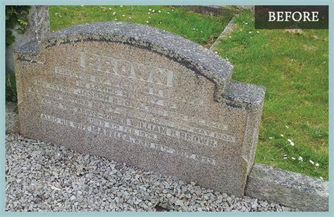 smiths memorials headstones northern ireland 187 cleaning