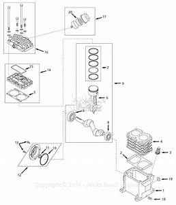 Campbell Hausfeld 1nnf6 Parts Diagram For Pump Parts