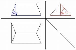 Dachneigung Berechnen Formel : walmdach ungleicher dachneigung dachfl chenberechnung ~ Themetempest.com Abrechnung